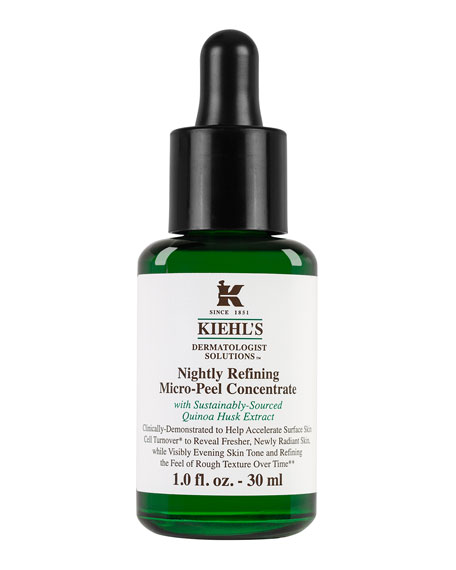 Kiehl's Since 1851 1 oz. Dermatologist Solutions Nightly Refining Micro-Peel Concentrate