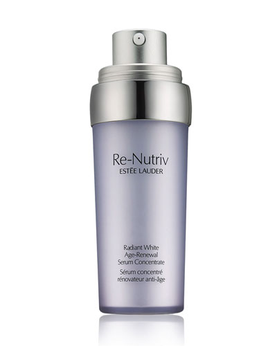 Re-Nutriv Radiant White Age-Renewal Serum Concentrate, 1.0 oz.