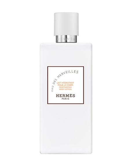 Hermès 6.5 oz. Eau des Merveilles Perfumed Body Lotion