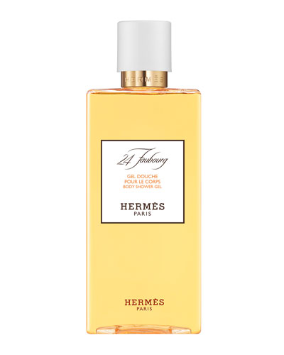24 Faubourg Perfumed Bath and Shower Gel, 6.5 oz.