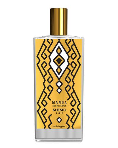 Manoa Eau de Parfum, 75 mL