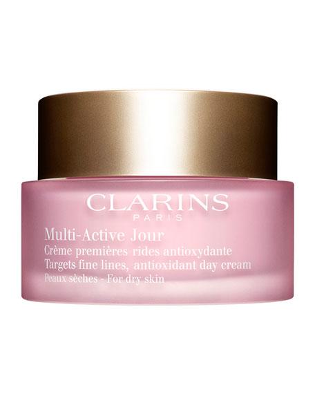 Clarins 1.6 oz. Multi-Active Day Cream - Dry Skin