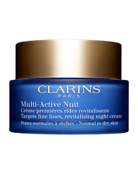 Clarins 1.7 oz. Multi-Active Night Cream for Normal to Dry Skin