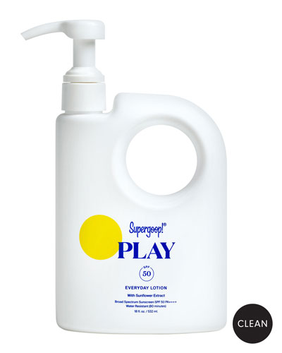 Everyday Sunscreen with Sunflower Extract SPF 50, 18 oz.