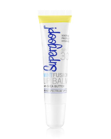 Supergoop! MintFusion Lip Balm SPF 30, 0.5 oz.