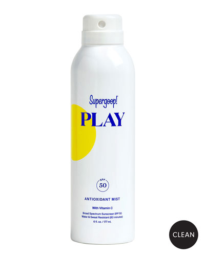 Antioxidant-Infused Sunscreen Mist with Vitamin C SPF 50, 6 oz.