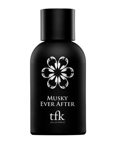 MUSKY EVER AFTER Eau de Parfum, 3.4 oz./ 100 mL