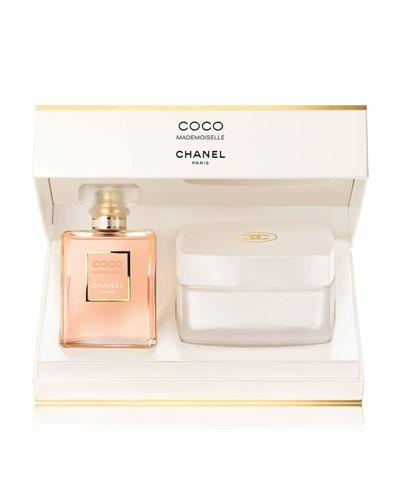 COCO MADEMOISELLE Eau de Parfum Spray and Body Cream Coffret - Limited Edition