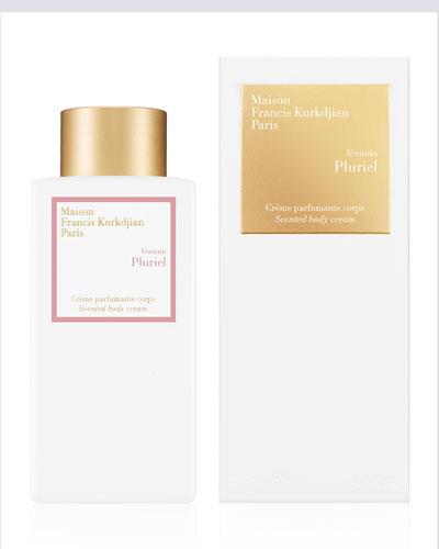 féminin Pluriel Scented Body Cream, 8.5 oz.