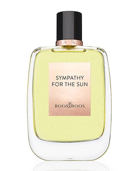 Roos & Roos Sympathy for the Sun Eau de Parfum, 3.4 oz./ 100 mL