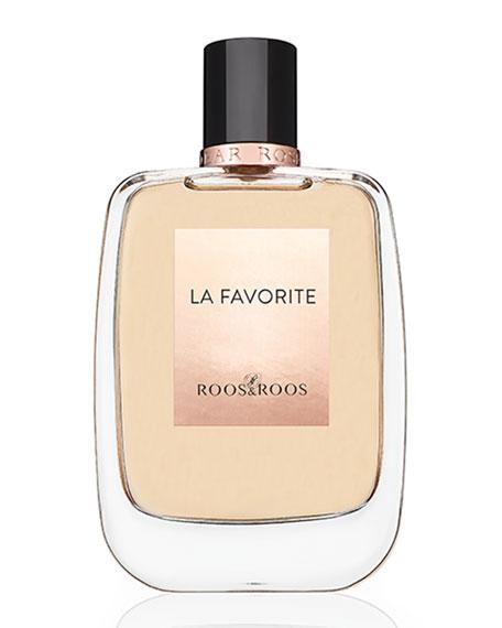 Roos & Roos La Favorite Eau de Parfum, 3.4 oz./ 100 mL