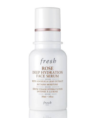 Rose Deep Hydration Face Serum, 1.0 oz.