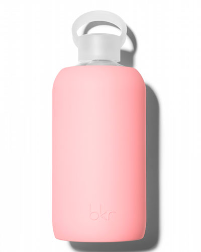 Glass Water Bottle, Elle, 1L
