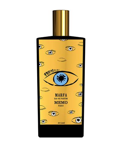 Marfa Eau de Parfum, 2.5 oz./ 75 mL