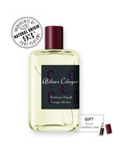 Vetiver Fatal Cologne Absolue, 200 mL with Personalized Travel Spray, 30 mL
