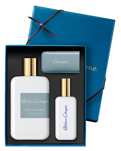 Encense Jinhae Cologne Absolue, 200 mL with Personalized Travel Spray, 30 ...