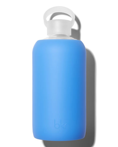 Glass Water Bottle, Romeo, 1L