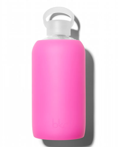 Glass Water Bottle, Baby, 1L