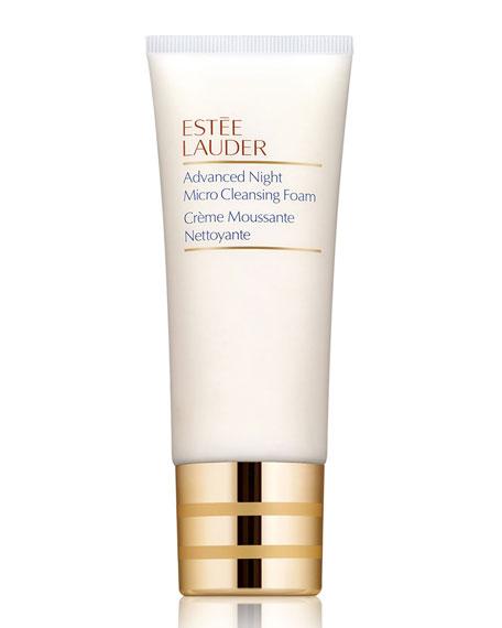 Estee Lauder 3.4 oz. Advanced Night Micro Cleansing Foam