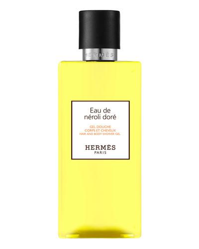 Eau de néroli doré Hair & Body Shower Gel, 6.7 oz.