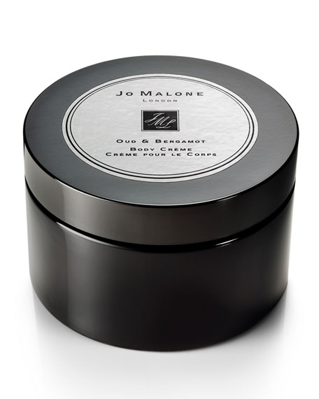 Jo Malone London 5.9 oz. Oud & Bergamot Cologne Intense Body Crème