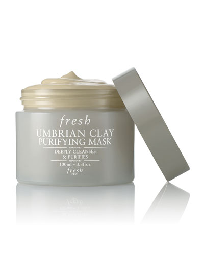 Umbrian Clay Pore Purifying Face Mask, 3.3 oz.