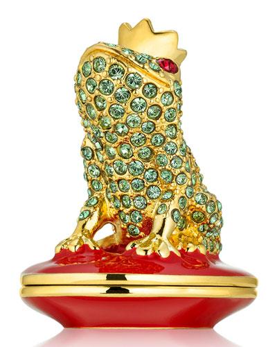 Limited Edition Estée Lauder Pleasures Loving Frog Solid Fragrance