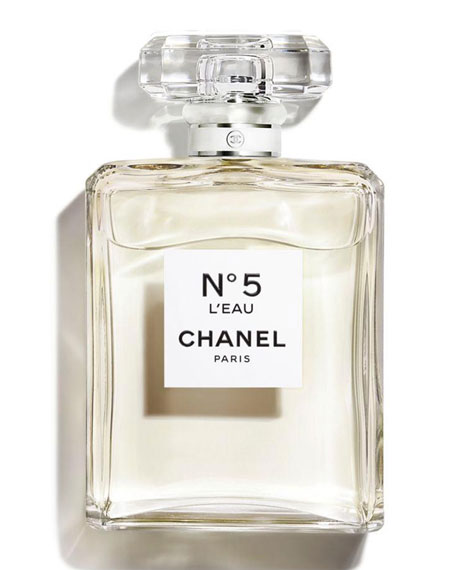 CHANEL <b>N&#176;5 L'EAU</b> <br>Eau de Toilette Spray, 1.7 oz.