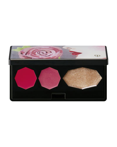 Limited Edition Lip Color Palette, #1 - Collection Les Années Folles