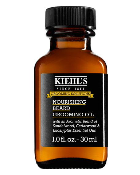 Kiehl's Since 1851 Nourishing Beard Grooming Oil, 1.0 oz.