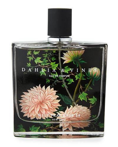 Dahlia & Vines Eau De Parfum, 3.4 oz./ 100 mL
