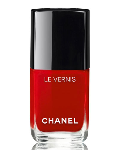 <b>LE VERNIS - LE ROUGE COLLECTION N&#176;1</b><br>Longwear Nail Colour