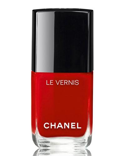 <b>LE VERNIS - LE ROUGE COLLECTION N&#176;1</b><br>Longwear Nail Colour