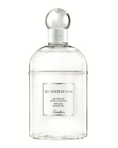 Les Délices De Bain Shower Gel, 6.7 oz.