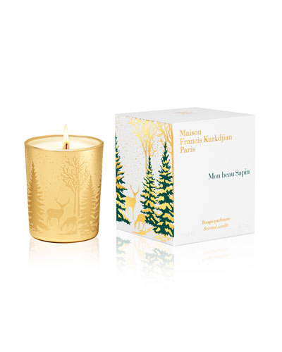 Mon beau Sapin Scented candle, 6.7 oz.