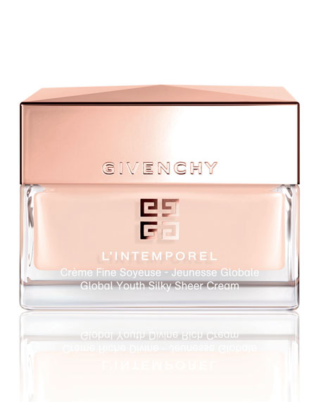 Givenchy 1.7 oz. L'Intemporel Global Youth Silky Sheer Cream