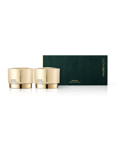 Limited Edition TIME RESPONSE Vintage Green Tea Collection ($870 Value)