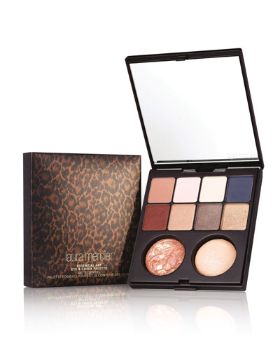 Limited Edition Essential Art Eye & Cheek Palette ($155 Value)