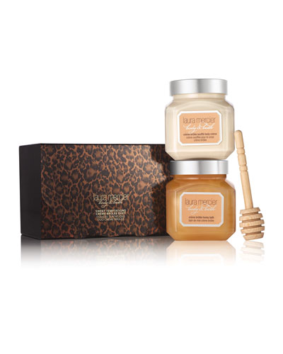 Limited Edition Sweet Temptations Crème Brûlée Duet ($58 Value)
