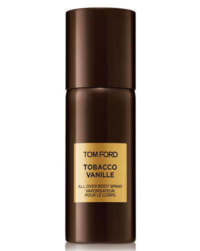 Tobacco Vanille All Over Body Spray, 5.0 oz./ 150 mL