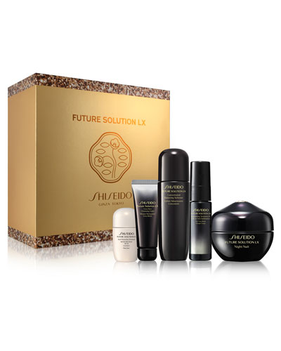 Limited Edition Future Solutions Cream Set