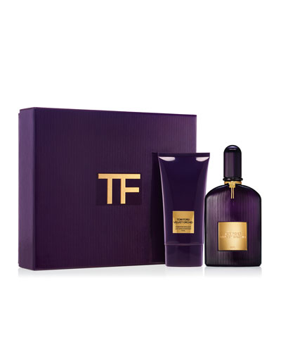 Velvet Orchid EDP Collection