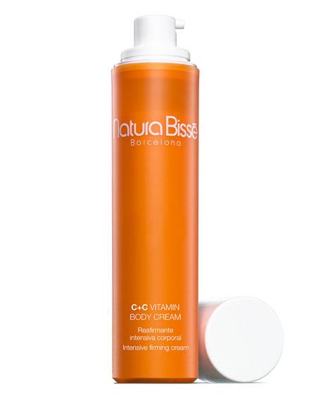 Natura Bissé C+C Vitamin Body Cream, 8.4 oz.