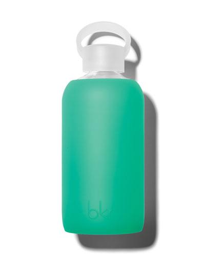Glass Water Bottle, Gramercy, 500 mL