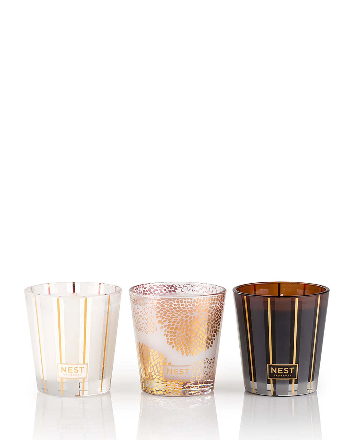 Holiday Triology Candle Set