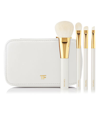 Soleil Travel Brush Kit