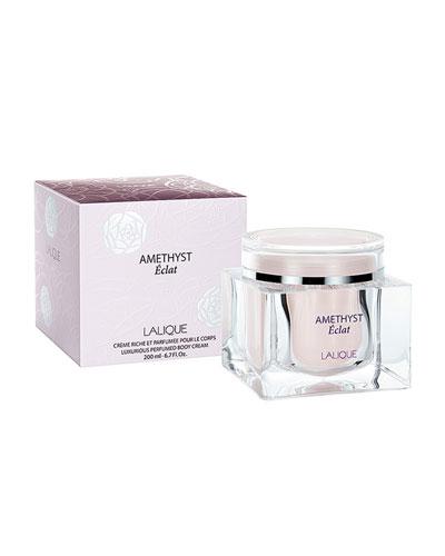 Amethyst Éclat Perfumed Body Cream, 200 mL