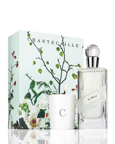 Limited Edition Le Wild Eau de Parfum and Candle Set