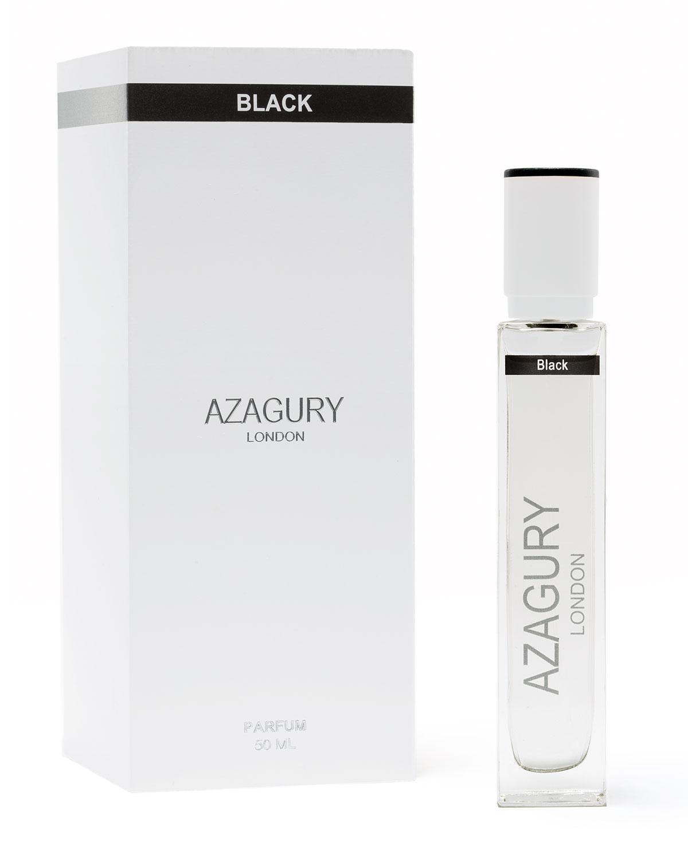 AZAGURY Black Perfume, 1.7 Oz./ 50 Ml