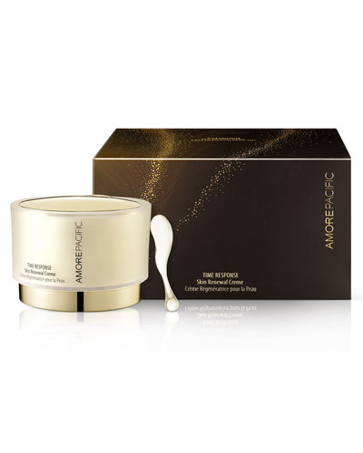 Limited Edition Luxury-Size TIME RESPONSE Skin Renewal Crème, 3.4 oz. ...